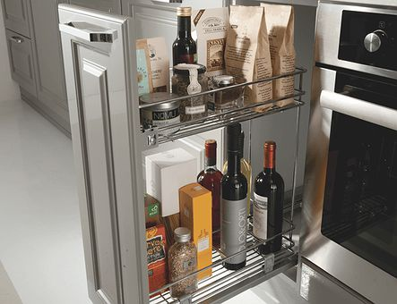 Lineadecor  Pull-out base unit