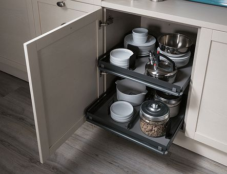 Lineadecor  Base unit with Comfort inner drawers