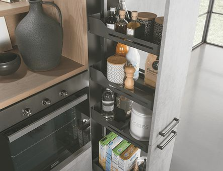 Lineadecor  Comfort pull-out tall unit