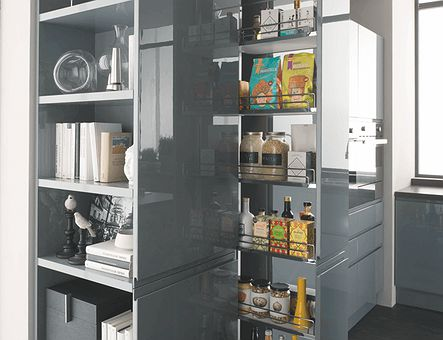 Lineadecor  Pull-out tall unit