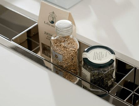 Lineadecor  Box for over counter steel accessory