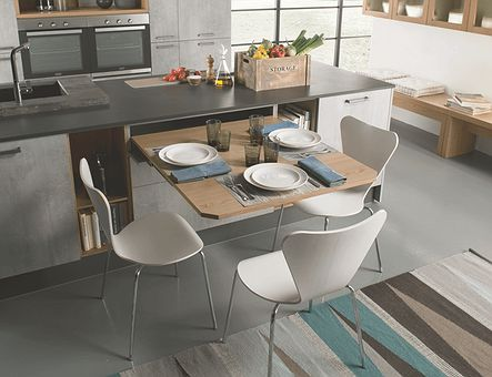 Lineadecor  Pull-out table