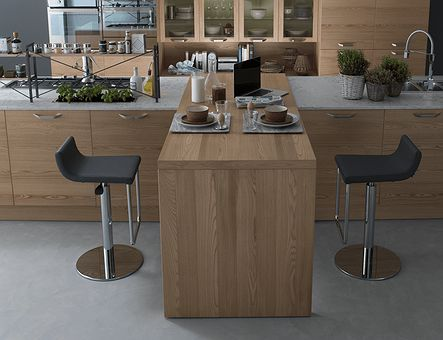 Lineadecor  Wooden table top and leg